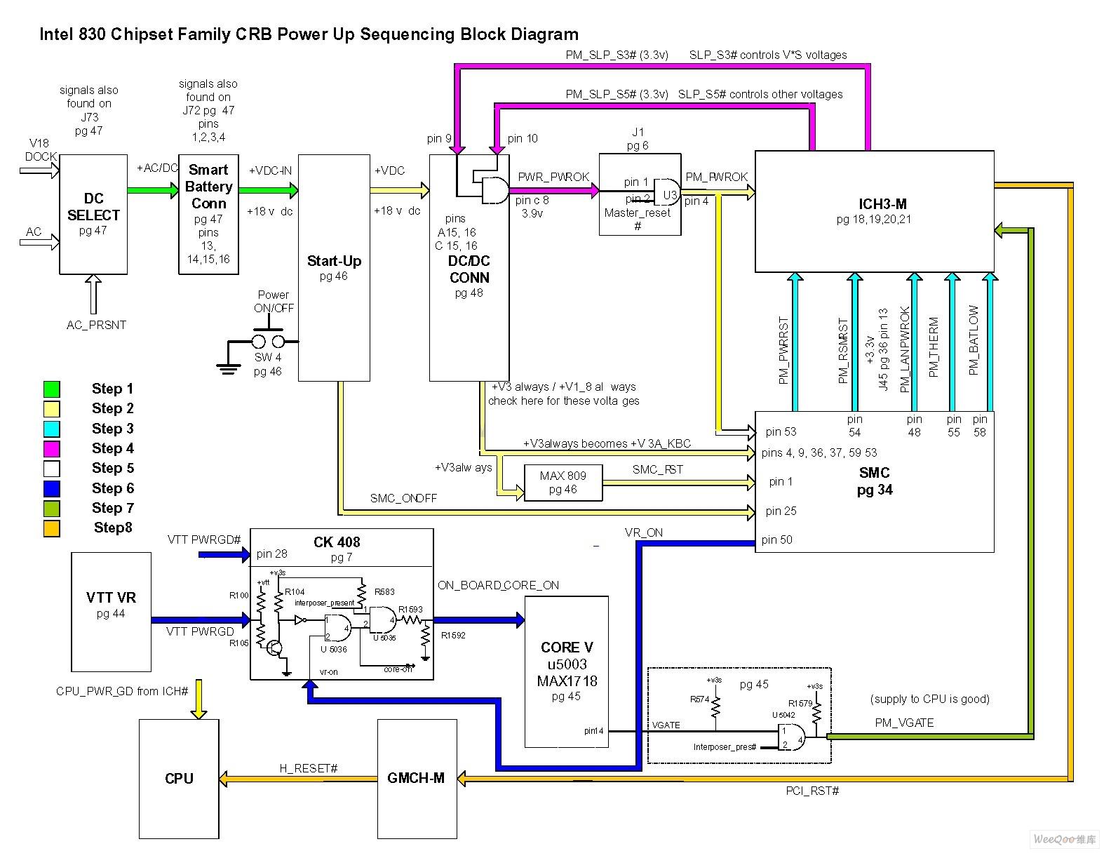 电脑主板电路图 830_58