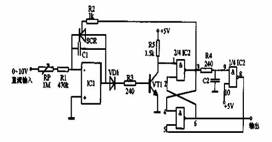 低频压控振荡器电路图