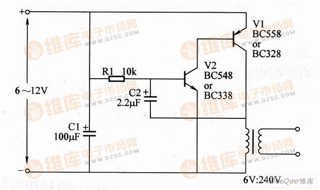 【图】高压发生器电路图其他电源电路