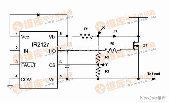欠饱和检测电路原理图