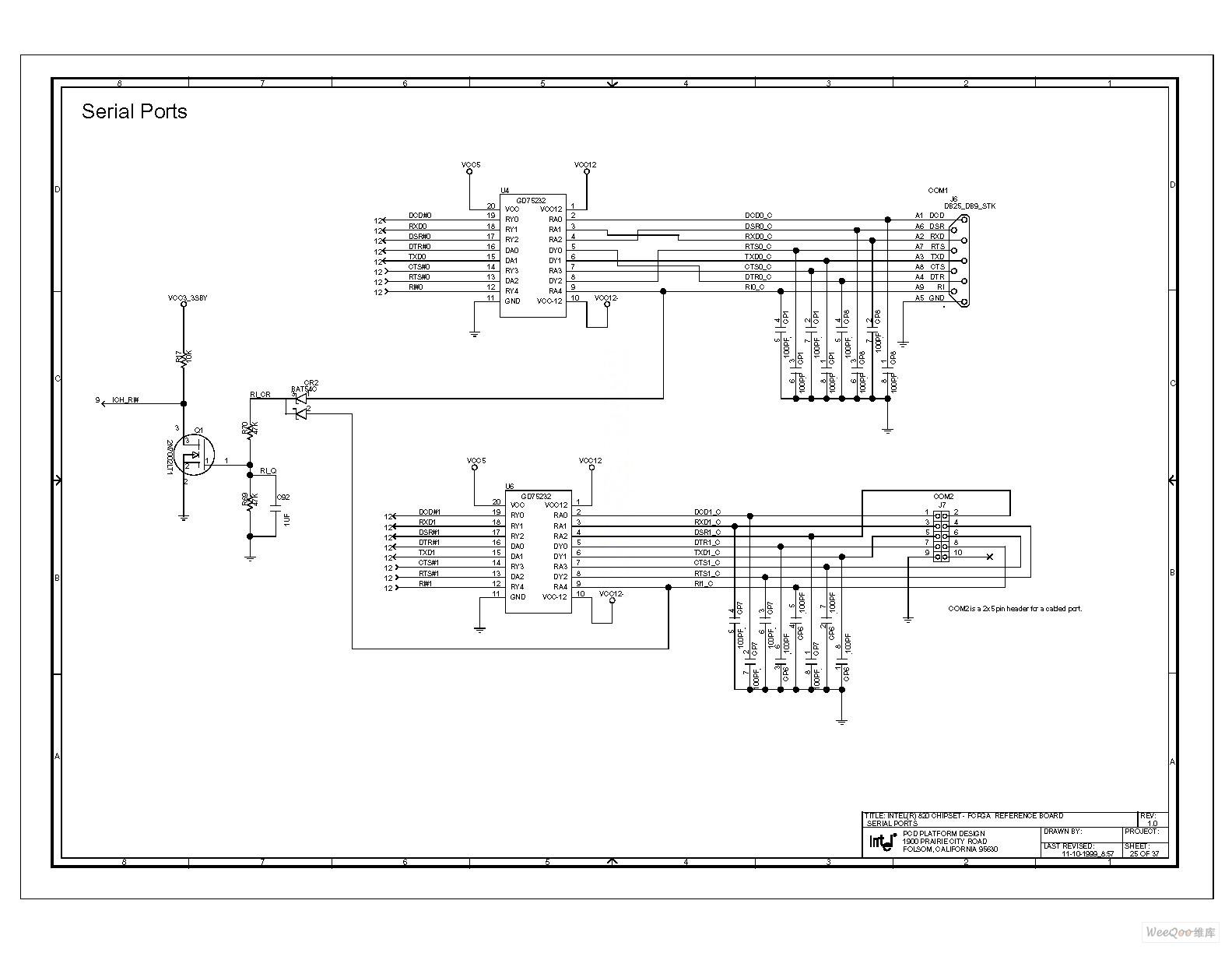 电脑主板电路图 820 1_58