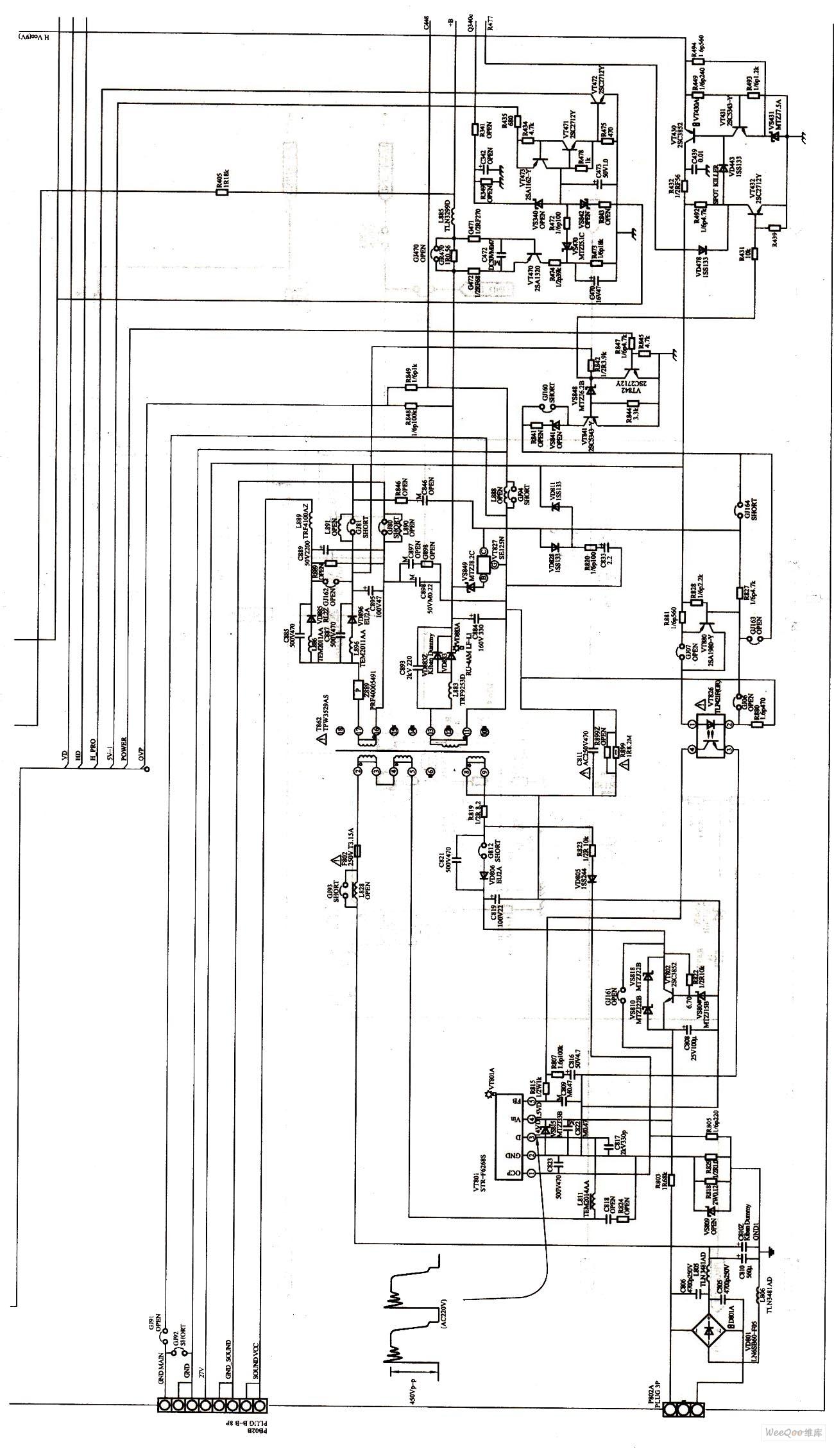 coco马桶的冲水原理图