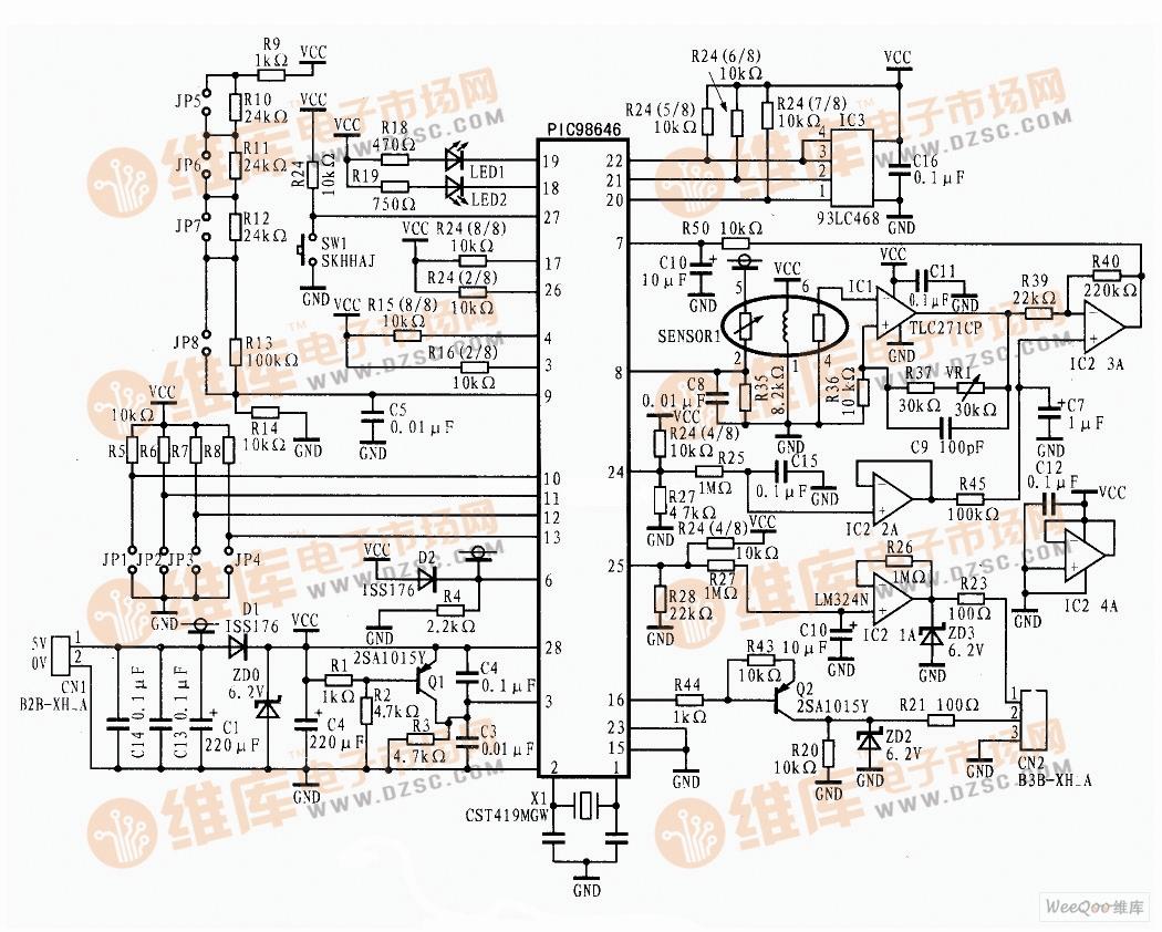 AM-4模块原理图