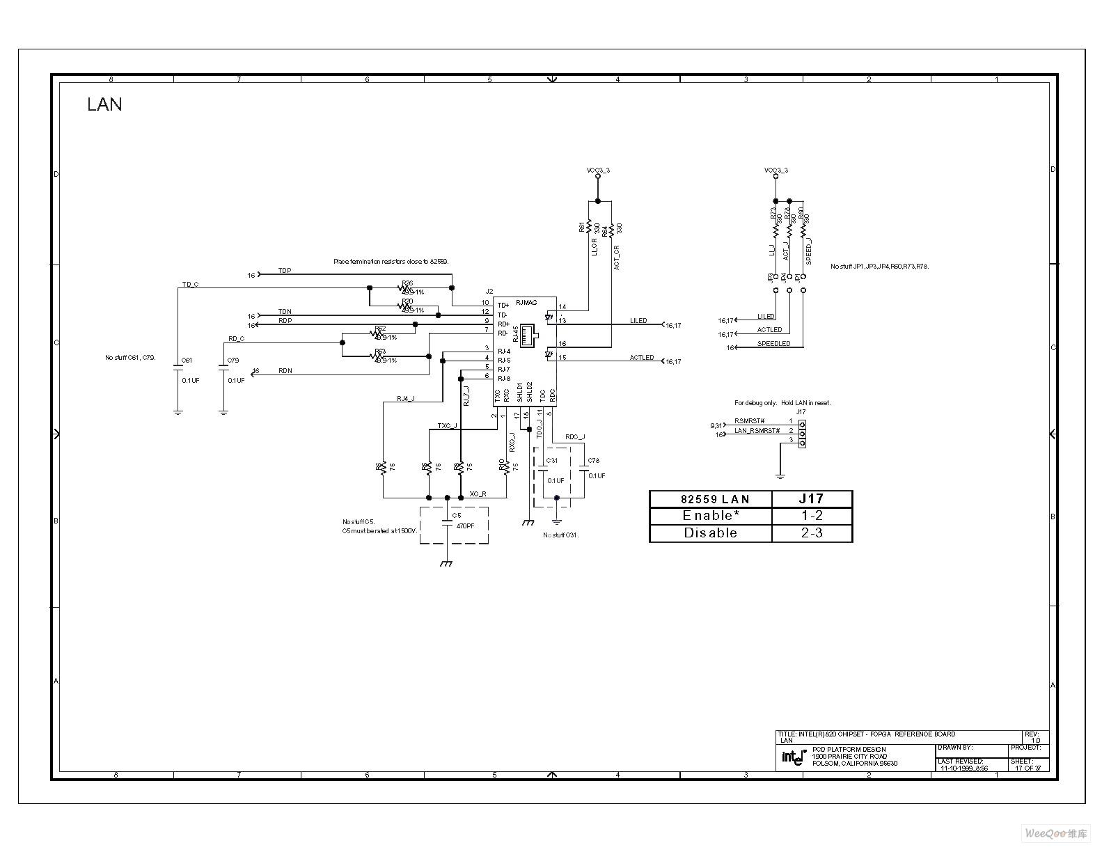 电脑主板电路图 820 1_50