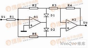 等值电阻型全波整流电路