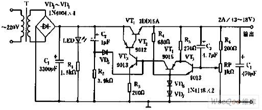 数控直流稳压电源 十一图片