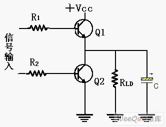 【图】图腾式三极管开关电路开关电路