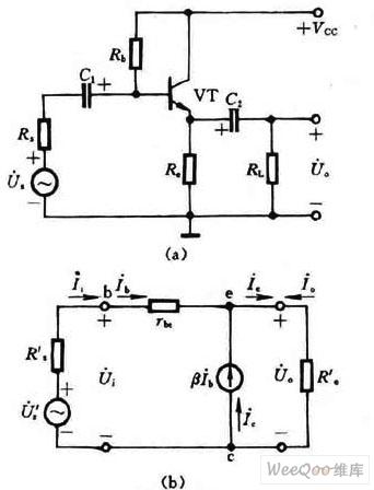 【图】共集电极放大电路线性放大电路