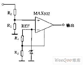 电压监视电路图