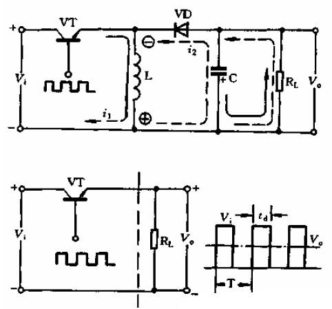 【图】一款并联式开关电源的电路图电源电路