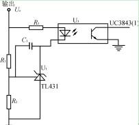 电压反馈电路图