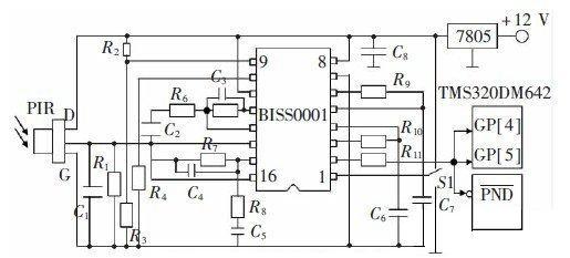 一种节能型视频监控终端电路设计