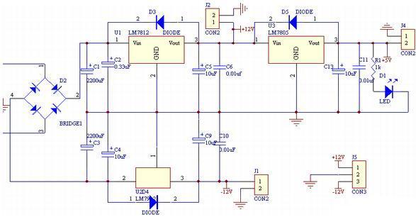 【图】智能家居照明控制系统硬件电路设计灯光控制