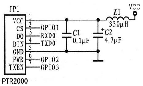 基于嵌入式的机器人系统电路模块设计