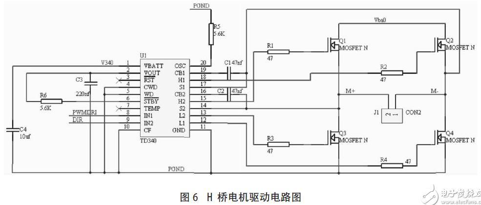 智能汽车控制系统硬件电路设计