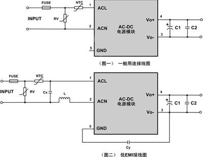 【图】微功率ac-dc的典型应用电路电源电路