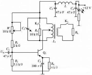 贵重物品检测电路设计