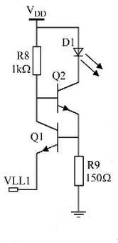 LED背光驱动模块设计电路