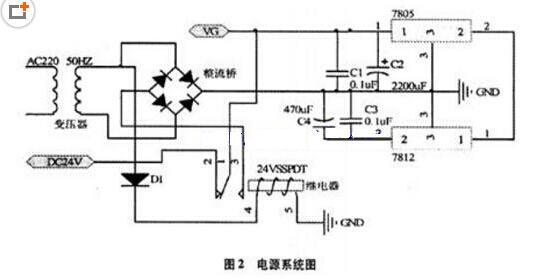RB 333A型镍镉电池充电器电路