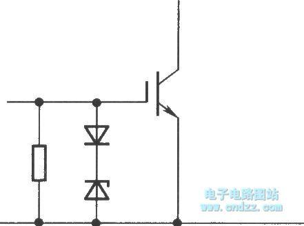 【图】栅极过压保护电路igbt应用电路