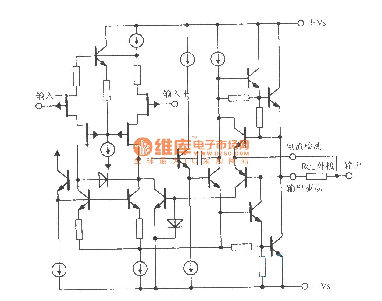【图】功率运算放大电路opa541音频处理