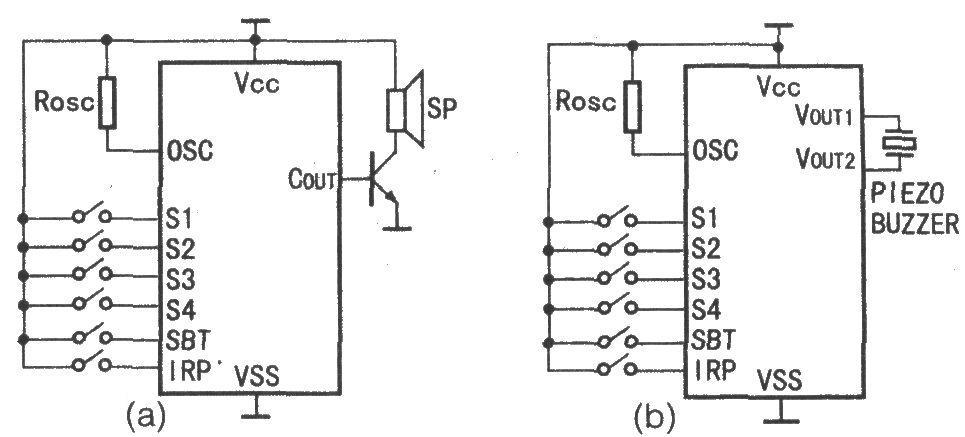 HY8010 HY8020电路典型工作原理图