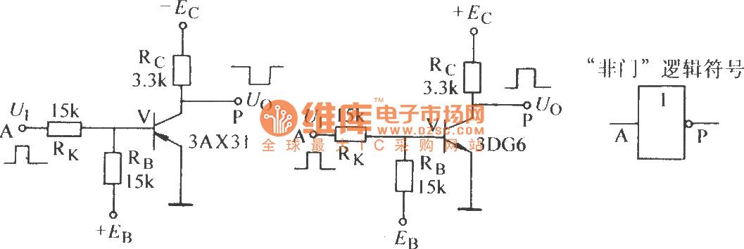 【图】非门电路数字电路