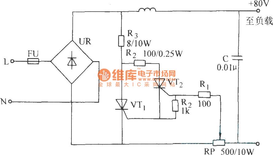 【图】限流保护电路保护电路