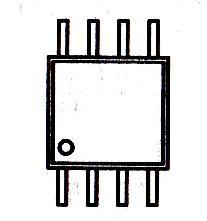 93AA76/SN引脚图
