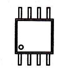 AT24C32N-10SI-2.7引脚图