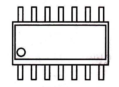 AT24C64-10SC引脚图