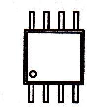 AT24C64AN-10SI-2.7引脚图