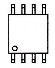 AT24C64AW-10SI-2.7引脚图