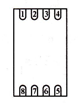 AT24C64A引脚图