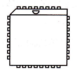 AT49F001NT-70JC引脚图