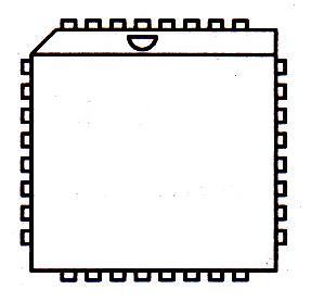 MX29LV040CQC-70G引脚图
