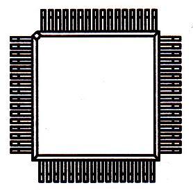 SAA7327引脚图