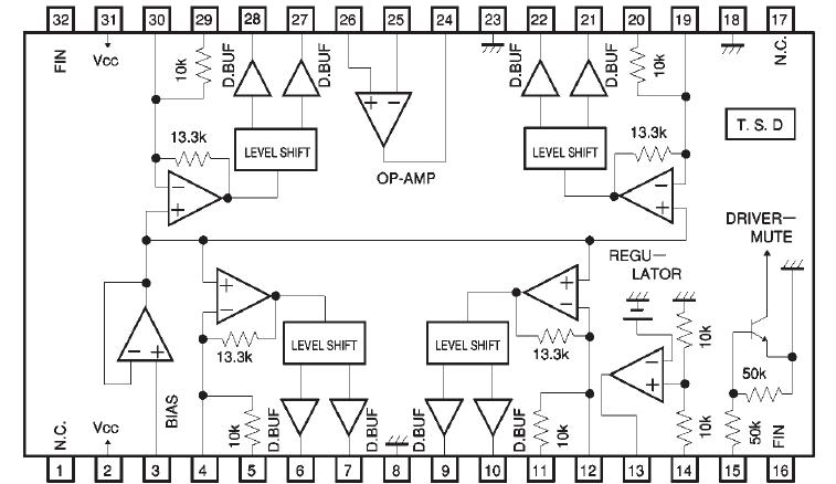 c f l circuit diagram selling ba6897fp ba6897fp t1 ba6897s with ba6897fp #8