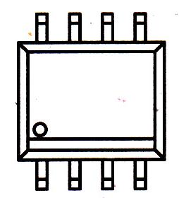 AD712JR引脚图