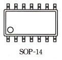 AN6564NS引脚图