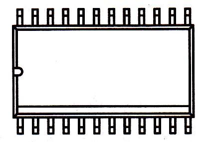AD8016ARB引脚图