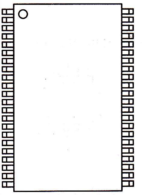 MR2A16ACYS35引脚图
