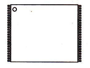 MX23L1610TC-12引脚图