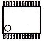 CXA2096N引脚图