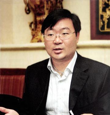 阳光照亮未来??记江西赛维LDK董事长兼首席执行官彭小峰