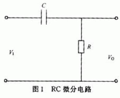 RC 微分电路