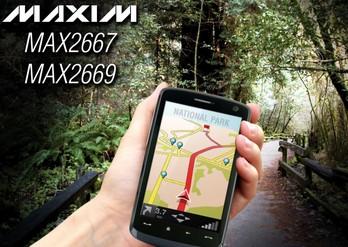 美信推出新型GPS/GNSS低噪声放大器