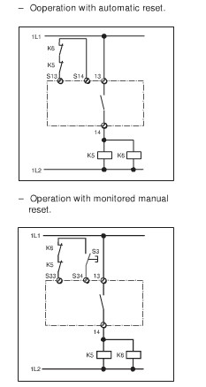 instrument equipment technical information schematic diagram of schematic diagram of pilz safety relay pilz products last any field since trades automatic that is traditional such as manufacturing industry of