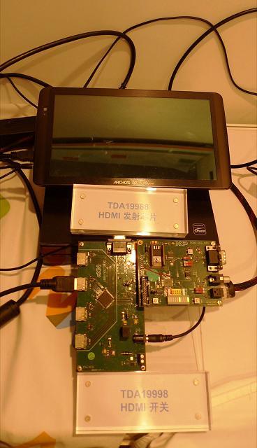 2011CCBN 恩智浦展出多款电视前端方案