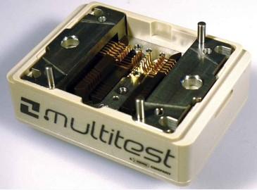 Multitest宣布Dura Kelvin测试座降低测试成本
